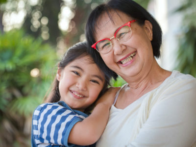 our impact patients and families with gastric cancer