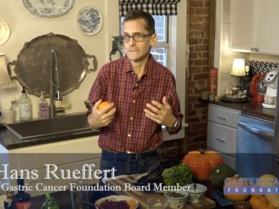 gesundheit kitchen stomach cancer nutrition