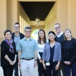 foundation board members meet with gastric cancer registry